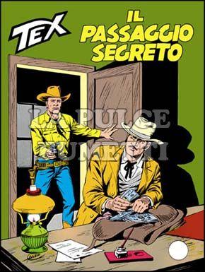 TEX GIGANTE #   295: IL PASSAGGIO SEGRETO