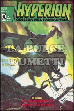 HYPERION - ODISSEA NEL FANTASTICO #     5