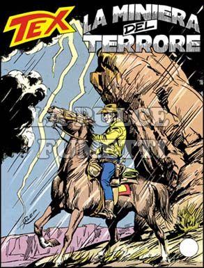 TEX GIGANTE #   336: LA MINIERA DEL TERRORE