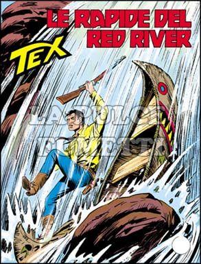 TEX GIGANTE #   344: LE RAPIDE DEL RED RIVER