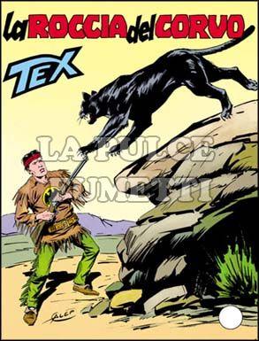 TEX GIGANTE #   348: LA ROCCIA DEL CORVO