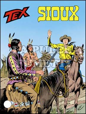 TEX GIGANTE #   359: SIOUX