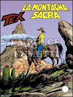 TEX GIGANTE #   361: LA MONTAGNA SACRA