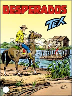 TEX GIGANTE #   362: DESPERADOS