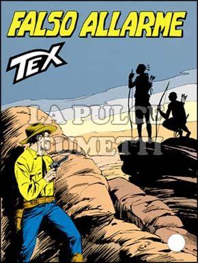 TEX GIGANTE #   373: FALSO ALLARME