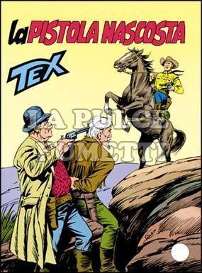 TEX GIGANTE #   374: LA PISTOLA NASCOSTA