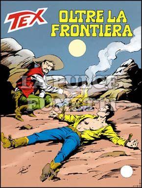 TEX GIGANTE #   375: OLTRE LA FRONTIERA