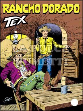 TEX GIGANTE #   376: RANCHO DORADO