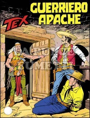TEX GIGANTE #   379: GUERRIERO APACHE