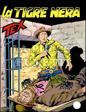 TEX GIGANTE #   382: LA TIGRE NERA