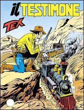 TEX GIGANTE #   395: IL TESTIMONE