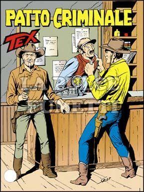 TEX GIGANTE #   396: PATO CRIMINALE