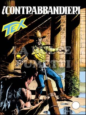 TEX GIGANTE #   416: I CONTRABBANDIERI