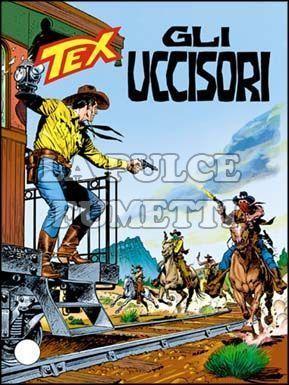 TEX GIGANTE #   430: GLI UCCISORI