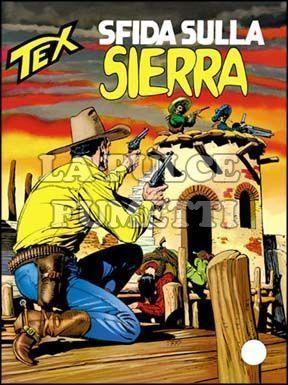 TEX GIGANTE #   440: SFIDA SULLA SIERRA