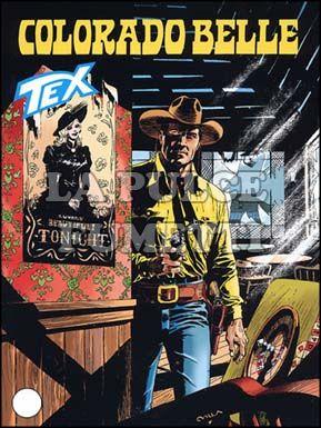 TEX GIGANTE #   538: COLORADO BELLE