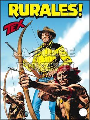 TEX GIGANTE #   564: RURALES!