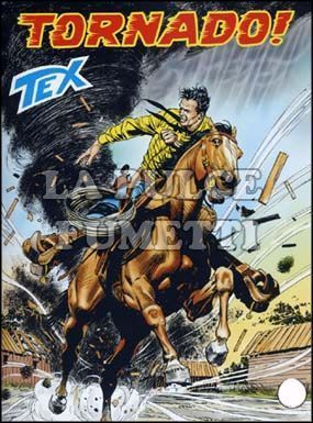 TEX GIGANTE #   574: TORNADO!