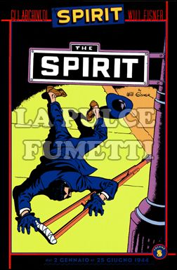 ARCHIVI DI THE SPIRIT #     8