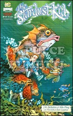 IMMAGINARI NUOVA SERIE #    11 - THE STARDUST KID 4