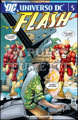 UNIVERSO DC - FLASH #     5