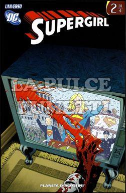 UNIVERSO DC - SUPERGIRL #     2