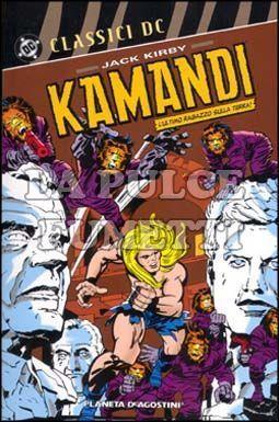 KAMANDI - CLASSICI DC