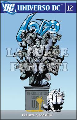 UNIVERSO DC - LOBO #    12