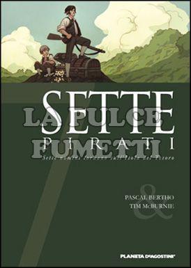 SETTE #     3: SETTE PIRATI