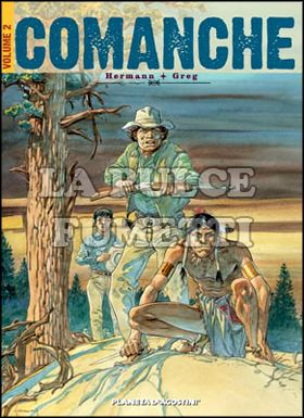COMANCHE #     2