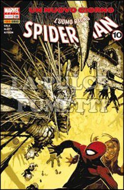 UOMO RAGNO #   498 - SPIDER-MAN 10 - UN NUOVO GIORNO