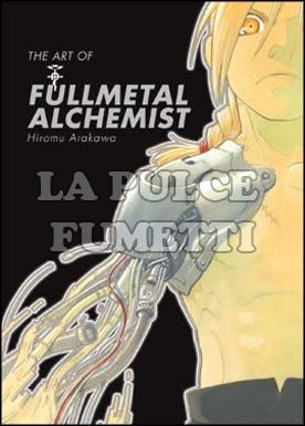 FULLMETAL ALCHEMIST ILLUSTRATION BOOK