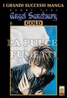 ANGEL SANCTUARY GOLD DELUXE #     6