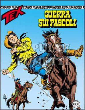 TEX NUOVA RISTAMPA #   218: GUERRA SUI PASCOLI