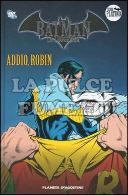 BATMAN LA LEGGENDA #     6: ADDIO ROBIN