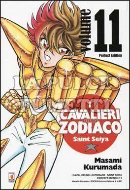 CAVALIERI DELLO ZODIACO PERFECT EDITION #    11