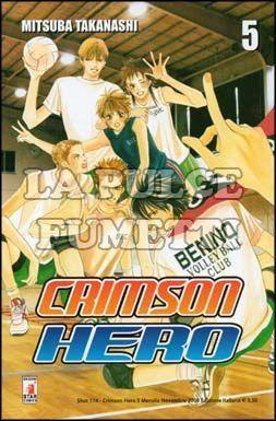 SHOT #   114 - CRIMSON HERO  5