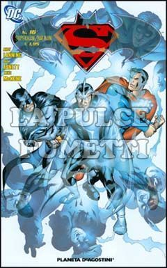 SUPERMAN / BATMAN SERIE II #    16