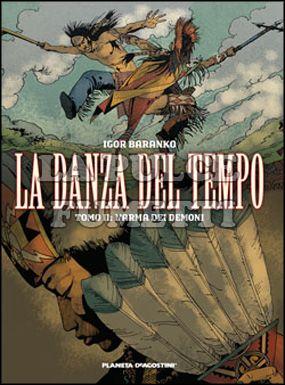 DANZA DEL TEMPO #     2: L'ARMA DEI DEMONI