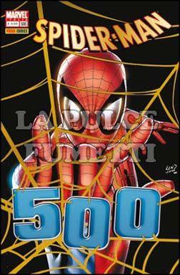 UOMO RAGNO #   500 ORO - SPIDER-MAN