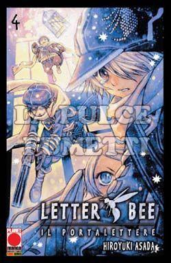 PLANET MANGA PRESENTA #     7 - LETTER BEE  4