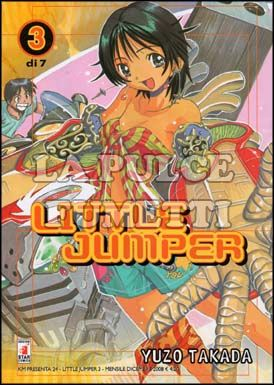 KAPPA MAGAZINE PRESENTA #    24 - LITTLE JUMPER  3