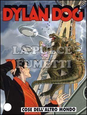 DYLAN DOG ORIGINALE #   267: COSE DELL'ALTRO MONDO