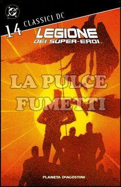 CLASSICI DC - LEGIONE DEI SUPER-EROI #    14