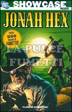 JONAH HEX - SHOWCASE #     1