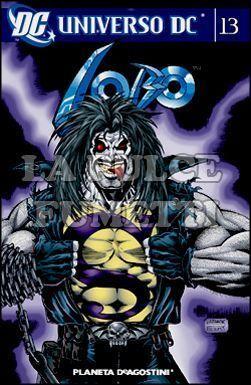 UNIVERSO DC - LOBO #    13