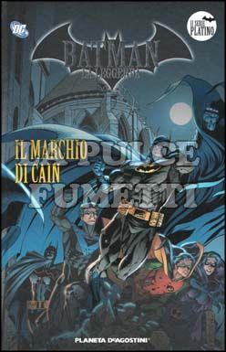BATMAN LA LEGGENDA #    13: IL MARCHIO DI CAIN