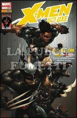 X-MEN DELUXE #   166