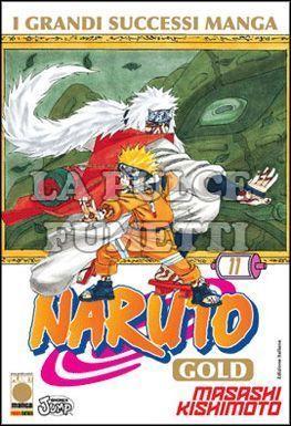 NARUTO GOLD #    11