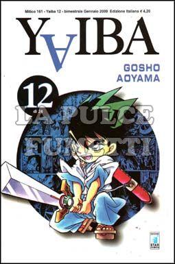 MITICO #   161 - YAIBA 12